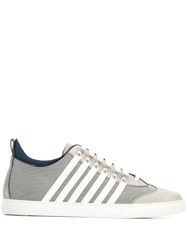 Dsquared2 251 Low Top Sneakers Grey