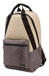 Junior Women's Volcom 'On The Go' Canvas Backpack