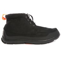 Swims George Black High Top Chukka