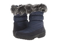 Spring Step Rolim Navy Women's Cold Weather Boots