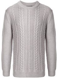 Loveless Cable Knit Jumper 60