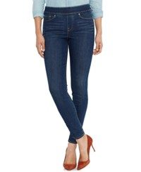 Levi's Skinny Perfectly Slimming Pull On Jeggings Indigo