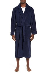 Nordstrom Men's Men's Shop 'Hydro' Cotton Terry Robe