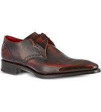 Jeffery West Orteste Derby Shoes Brown