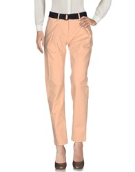 Andrea Pompilio Casual Pants Sand