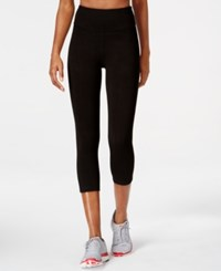 Ideology Slimming Cropped Leggings Only At Macy's