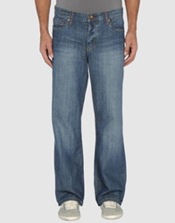 Fenchurch Denim Pants Blue