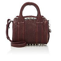 Alexander Wang Women's Rockie Mini Duffel Red