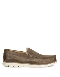 Ugg Fascot Loafers Fawn