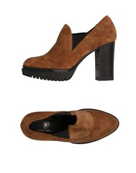 Janet Sport Loafers Camel