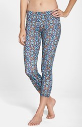 Women's Onzie Low Rise Capris Indiana Jones