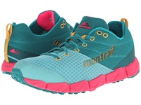 Montrail Fluid Flex Ii Sea Level Yellow Curry Women's Shoes Blue