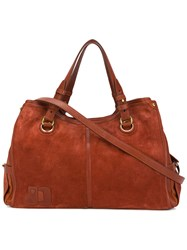 Jerome Dreyfuss Emile Tote Brown
