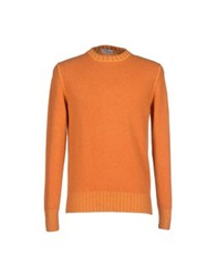 Cains Moore Sweaters Orange