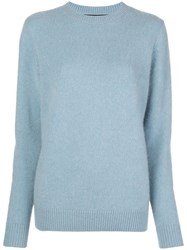 The Elder Statesman Crew Neck Cashmere Jumper 60