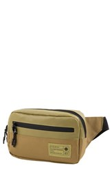 Hex Aspect Collection Water Resistant Waist Pack Beige