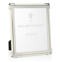 William Yeoward Photo Frame Leather Shagreen White 8X10