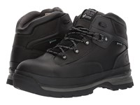 Timberland Pro Euro Hiker Alloy Safety Toe Waterproof Black Full Grain Leather Hiking Boots