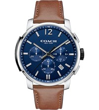 Coach 14602017 Bleecker Stainless Steel Watch