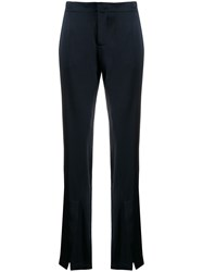 Semicouture High Rise Flared Trousers 60