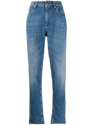 Brunello Cucinelli High Rise Boyfriend Fit Jeans 60