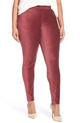 Plus Size Women's Michael Michael Kors Stretch Corduroy Leggings