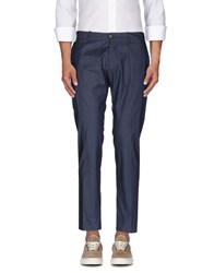 Obvious Basic Trousers Casual Trousers Men Slate Blue