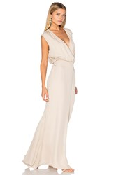 Rory Beca Maid By Venice Gown Beige