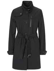 Betty Barclay Trench Coat Deep Navy