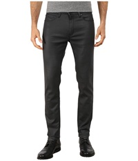 Hugo 734 10182342 02 In Dark Grey Dark Grey Men's Jeans Gray