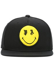 Palm Angels Smiling Cap Black