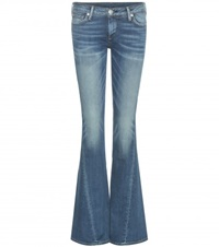 True Religion Joey Flared Jeans Blue