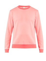 Sorensen Dancer Cotton Blend Sweatshirt Pink
