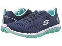 Skechers Skech Air Run 2.0 Aim High Navy Blue Women's Shoes
