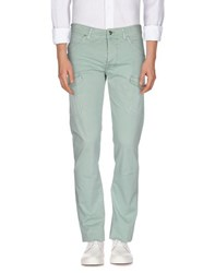 Pt05 Trousers Casual Trousers Men Light Green