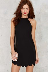 Nasty Gal Above The Curve Halter Dress
