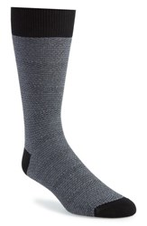 Ted Baker London Sophshe Solid Socks Black