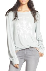 Wildfox Couture Women's Wildfox 'Baggy Beach Jumper One Of A Kind' Pullover
