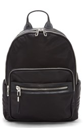 Vince Camuto Action Nylon Backpack Black Nero