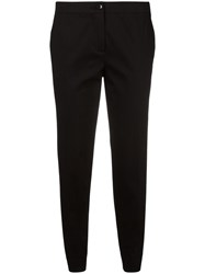 Etro Classic Cropped Trousers Black