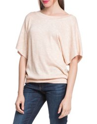 Plenty By Tracy Reese Classic Cropped Top Pink