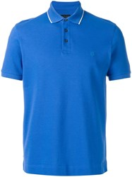 Z Zegna Polo Shirt Blue