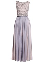 Adrianna Papell 2 In 1 Occasion Wear Silver Grey