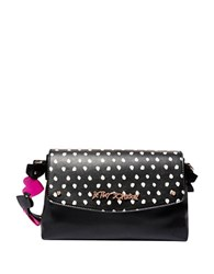 Betsey Johnson Cross Your Heart Shoulder Bag