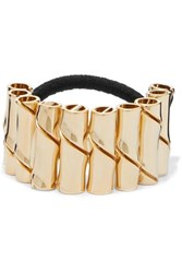 Rosantica Mamba Gold Tone Hair Tie One Size