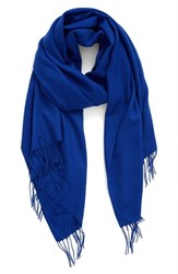 Nordstrom Women's Tissue Weight Wool And Cashmere Scarf