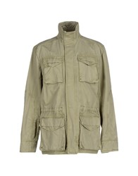 Add Coats And Jackets Jackets Men Military Green