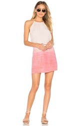 Michael Stars Convertible Dress Pink