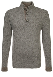 Harris Wilson Lully Jumper Gris Chine Light Grey