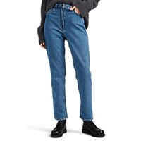 The Row Charlee Straight Jeans Blue